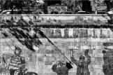 William Kentridge's Triumphs and Laments in Rome, © Sandro Lombardo 2