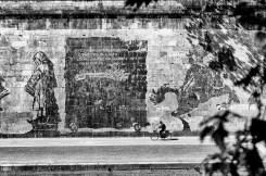 William Kentridge's Triumphs and Laments in Rome, © Sandro Lombardo