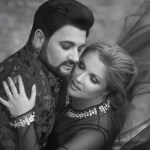 Anna Netrebko and Yusif Eyvazov in cover art for the Romanza album