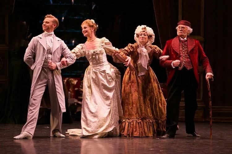 English National Ballet's Nutcracker, photos by Dasa Wharton 01