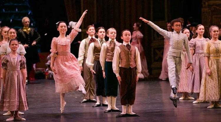 English National Ballet's Nutcracker, photos by Dasa Wharton 16