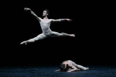 Pas de deux from PROUST OU LES INTERMITTENCES DU COEUR, Performed by Alessandro Staiano & Marian Walter by Dasa Wharton 01