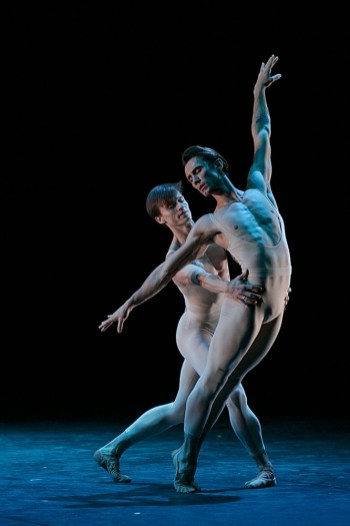Pas de deux from PROUST OU LES INTERMITTENCES DU COEUR, Performed by Alessandro Staiano & Marian Walter by Dasa Wharton 02