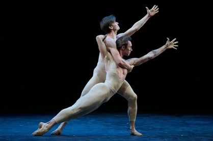 Pas de deux from PROUST OU LES INTERMITTENCES DU COEUR, Performed by Alessandro Staiano & Marian Walter by Dasa Wharton