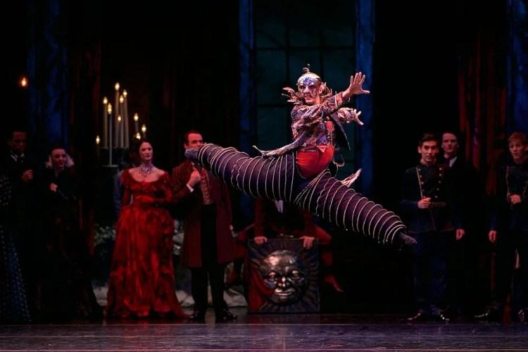 The Nutcracker, Birmingham Royal Ballet, photos by Dasa Wharton 01