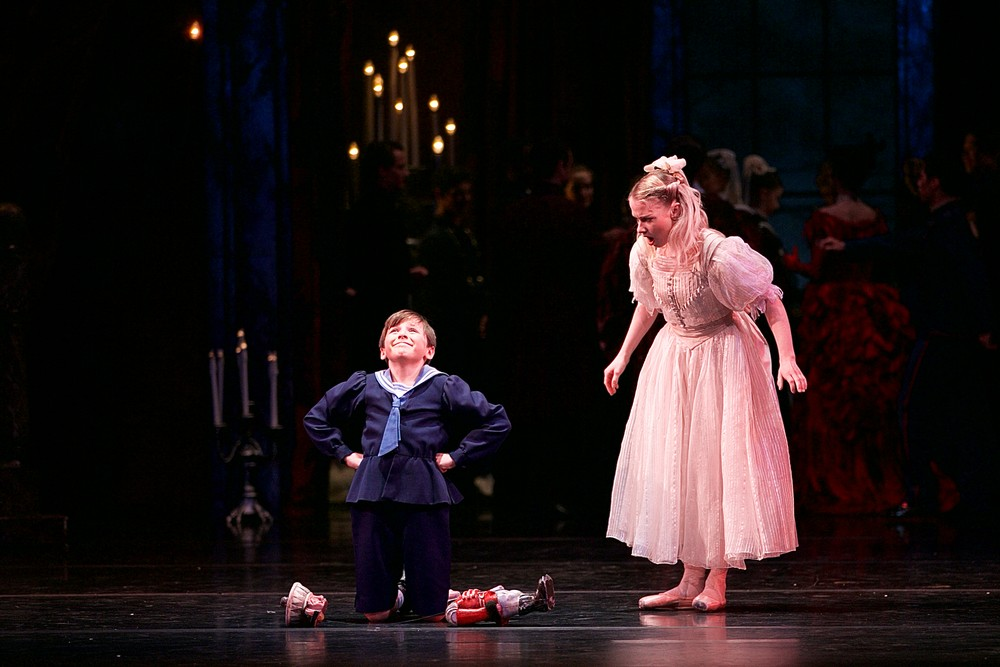 The Nutcracker, Birmingham Royal Ballet, photos by Dasa Wharton 03