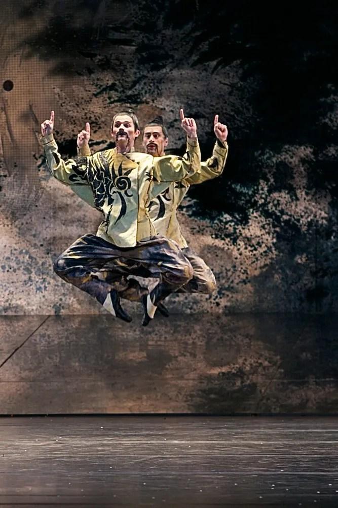 The Nutcracker, Birmingham Royal Ballet, photos by Dasa Wharton 07