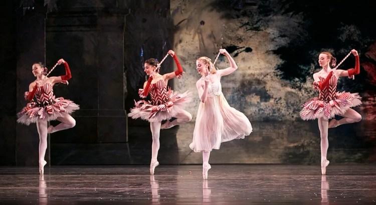 The Nutcracker, Birmingham Royal Ballet, photos by Dasa Wharton 11