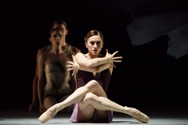 Aeternum. Marianela Nuñez cROH, Bill Cooper, 2014