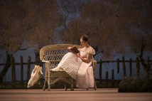 Onegin. Marianela Nuñez as Tatiana. cROH, Bill Cooper, 2013