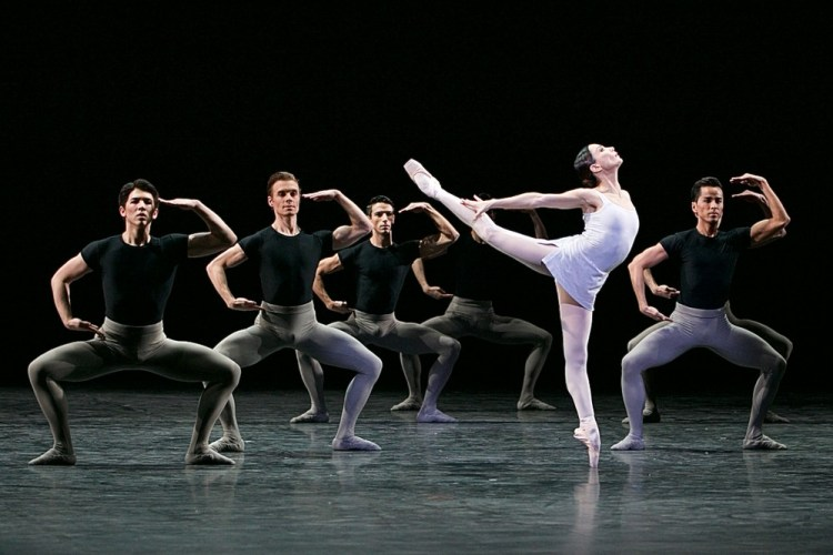 Song of the Earth, English National Ballet, photos by Dasa Wharton 10