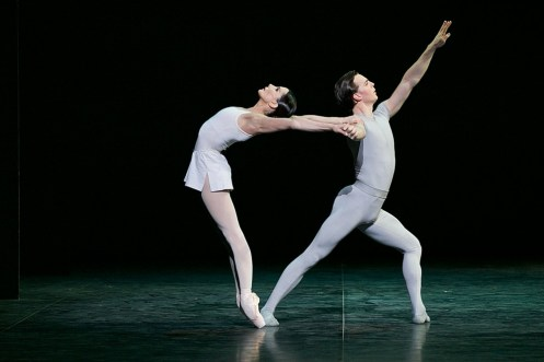 Song of the Earth, English National Ballet, photos by Dasa Wharton 12