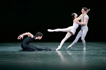 Song of the Earth, English National Ballet, photos by Dasa Wharton 17