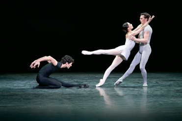 Song of the Earth, English National Ballet, photos by Dasa Wharton 17