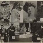 Surveillance photographs of Suffragettes issued to the National Portrait Gallery by Criminal Records Office © National Portrait Gallery, London