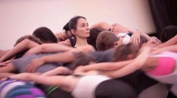 Tamara Rojo rehearsing Akram Khan's Giselle © Laurent Liotardo