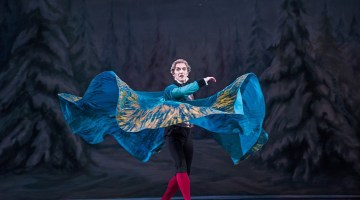 Royal Ballet's uplifting Nutcracker with Francesca Hayward, Alexander Campbell, Anna Rose O'Sullivan, James Hay and the ubiquitous Gary Avis
