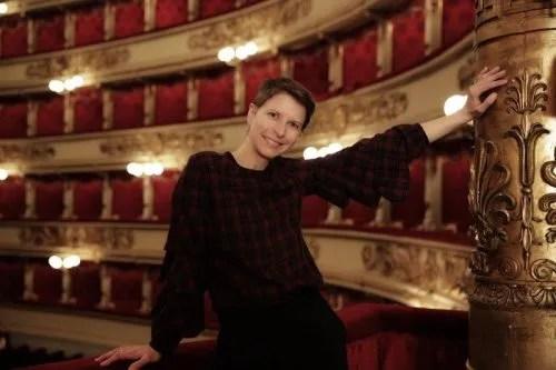 Aszure Barton © Brescia e Amisano, Teatro alla Scala, 2018
