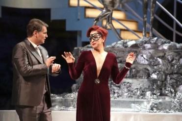 Eva Mei with Peter Sonn in Der Fledermaus, © Brescia e Amisano – Teatro alla Scala 2018