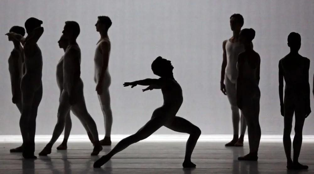 Goldberg Variationen with Antonino Sutera, photo by Brescia e Amisano, Teatro alla Scala