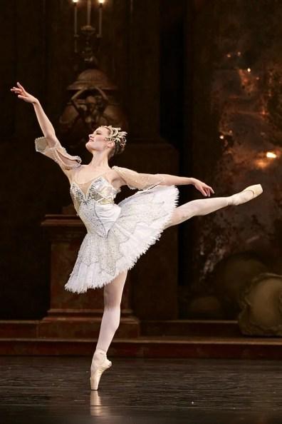 Birmingham Royal Ballet in rehearsal for Sleeping Beauty, photos by Dasa Wharton 15