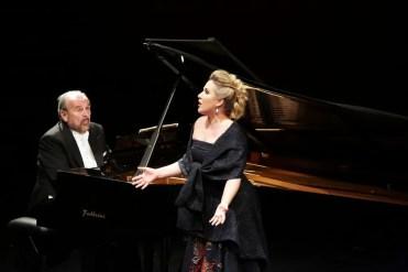 Diana Damrau with Helmut Deutsch, © Teatro alla Scala 2018 05