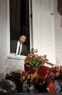 Lucas Meachem as Dr Malatesta in Don Pasquale © San Francisco Opera