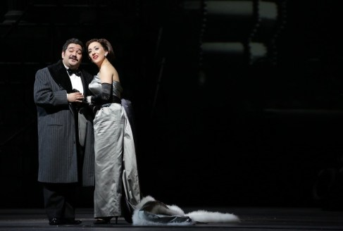 Don Pasquale with Feola and Barbera © Brescia e Armisano, Teatro alla Scala 2018