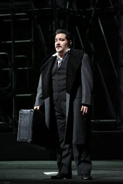 Don Pasquale with René Barbera © Brescia e Armisano, Teatro alla Scala 2018
