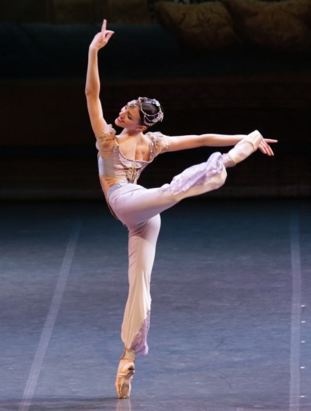 Le Corsaire, Martina Arduino, photo Brescia e Amisano, Teatro alla Scala 2018