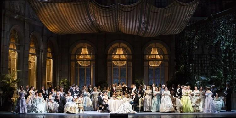 La traviata, photo by Brescia e Amisano