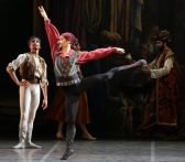 Le Corsaire with Federico Fresi, photo by Brescia & Amisano, Teatro alla Scala 2018