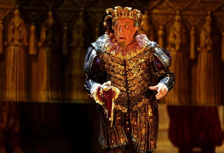 Leo Nucci as Rigoletto, photo by Brescia e Amisano