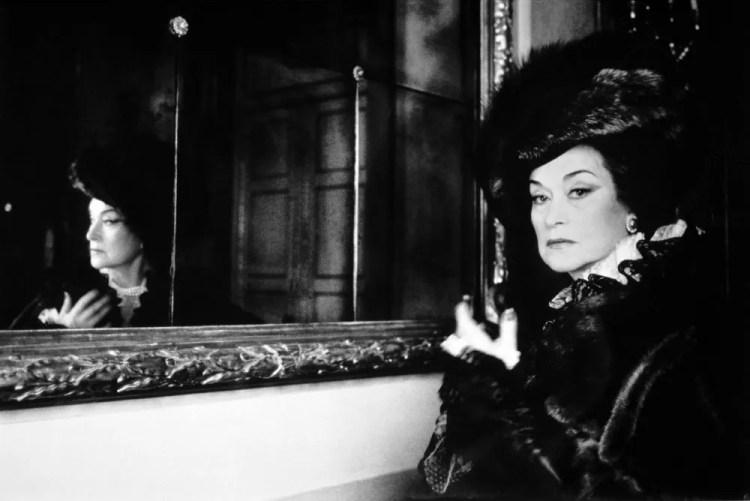 Leyla Gencer in La Prova Di Un'opera Seria, photo by Lelli e Masotti