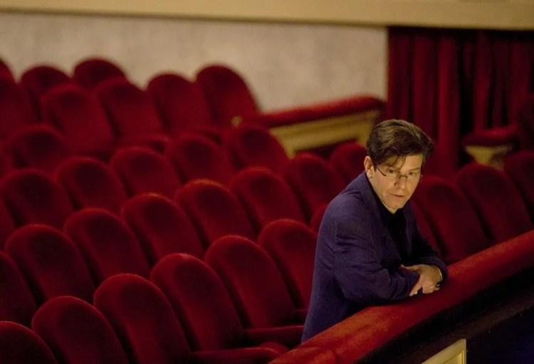 Robert Carsen, photo by Marco Brescia