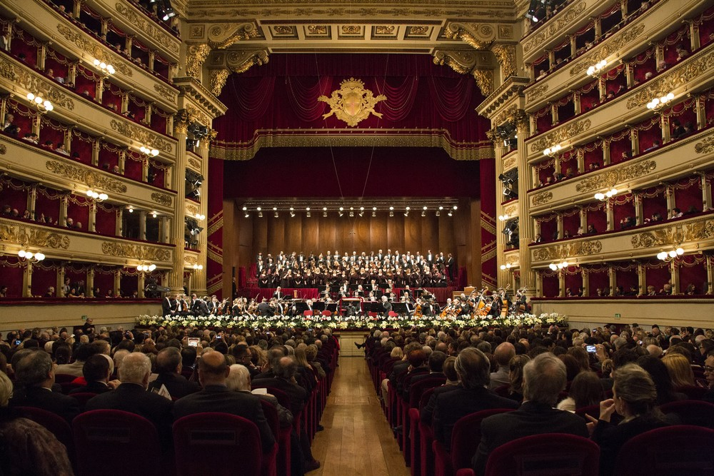 Teatro alla Scala, photo by Brescia e Amisano