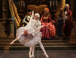 The Sleeping Beauty with Svetlana Zakharova and Germain Louvet, photo by Brescia e Amisano, Teatro alla Scala (2)