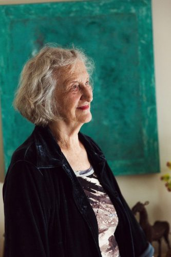 Thea Musgrave © Bryan Sheffield