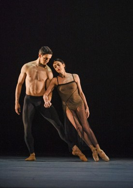 Woolf Works with Federico Bonelli and Alessandra Ferri ©ROH, 2015 Tristram Kenton
