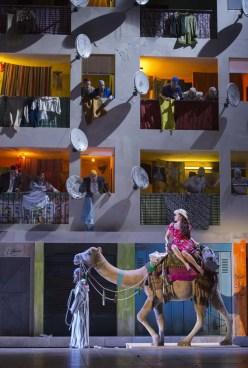 L'italiana in Algeri 2018, Cecilia Bartoli (Isabella) © Salzburger Festspiele, Monika Rittershaus