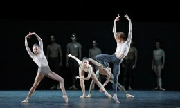 Portrait Wayne McGregor, Kairos with Ensemble © Wilfried Hoesl 1
