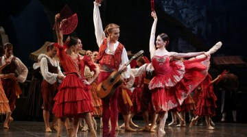 Don Quixote shows off first-rate dancing by La Scala's clutch of 20-somethings