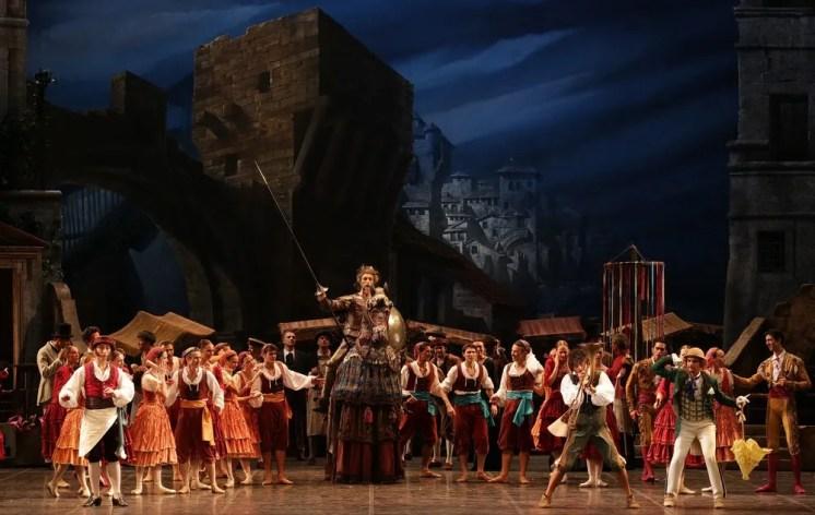 05 Don Quixote © Brescia e Amisano, Teatro alla Scala 2018