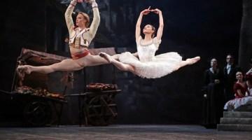 Photo Album: Don Quixote at La Scala with with Nicoletta Manni and Timofej Andrijashenko