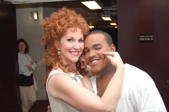 Backstage with Joyce DiDonato