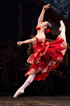 Don Quixote with Martina Arduino © Brescia e Amisano Teatro alla Scala