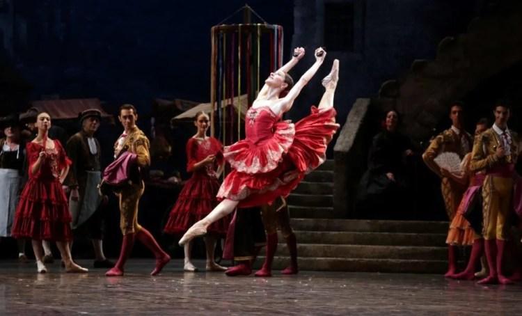 Don Quixote with Nicoletta Manni © Brescia e Amisano Teatro alla Scala