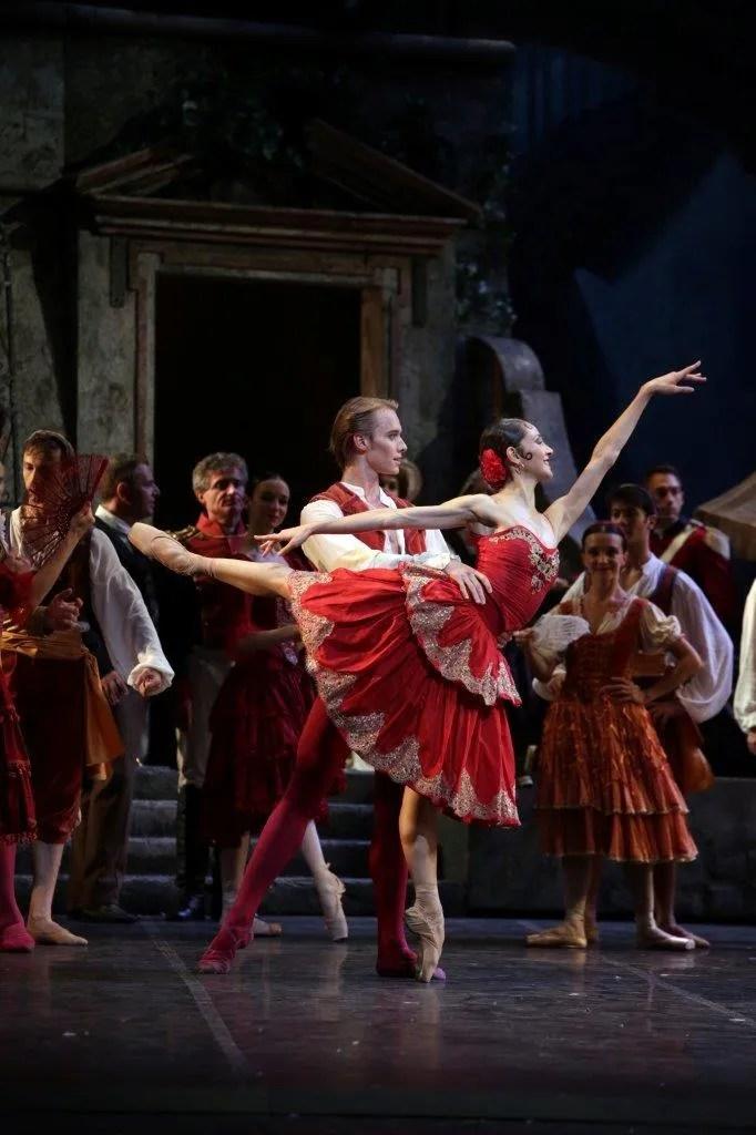Don Quixote with Nicoletta Manni Timofej Andrijashenko © Brescia e Amisano Teatro alla Scala (4)