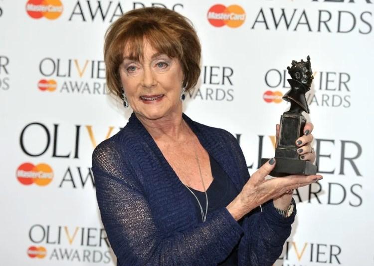 Gillian Lynne Olivier Awards2013