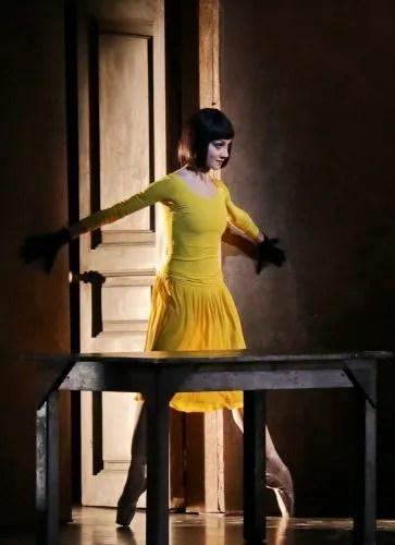 Le Jeune Homme Et La Mort With Nicoletta Manni, Photo By Brescia E Amisano Teatro Alla Scala